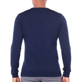 Icebreaker Shearer Crew Sweater Men Midnight Navy